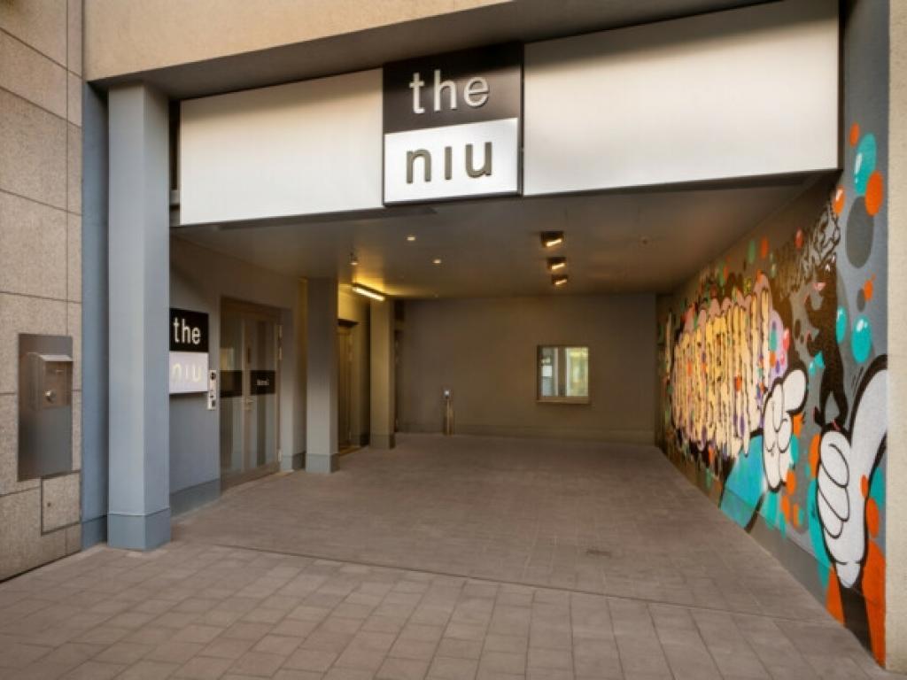 The niu Hide #1