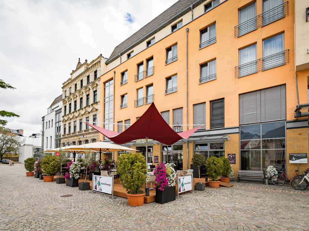 First Inn Hotel Zwickau