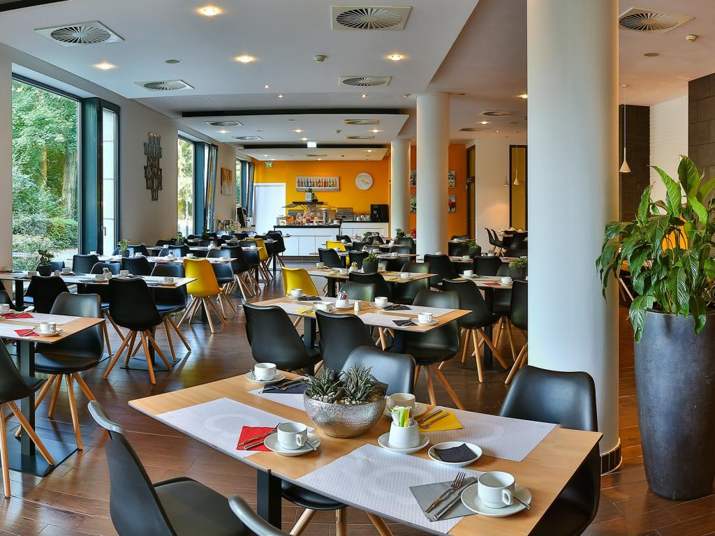 HOTEL FRANKFURT MESSE managed by Meliá Hotels International