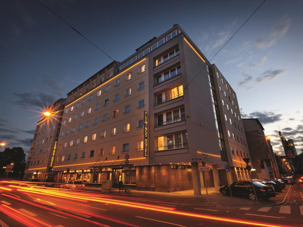 Fleming´s Hotel Frankfurt Main-Riverside