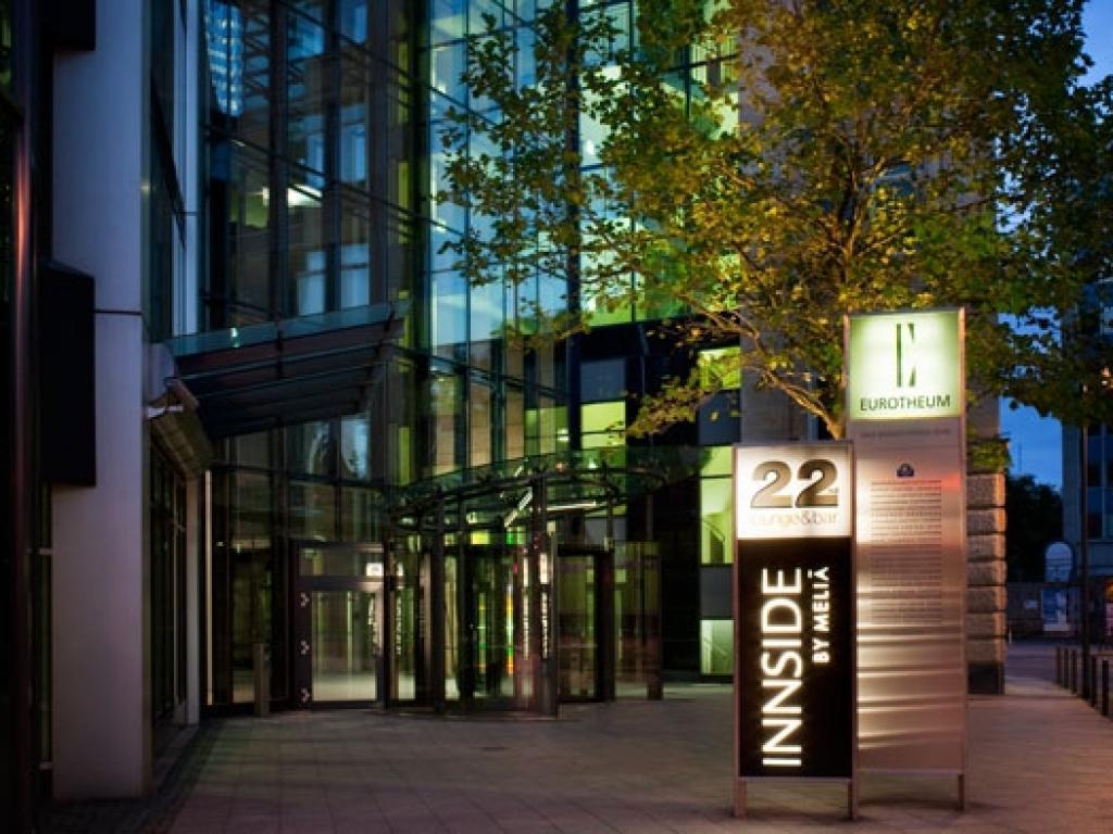 INNSIDE Frankfurt Eurotheum #1