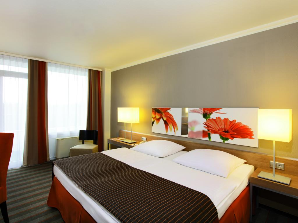 H4 Hotel Frankfurt Messe #1