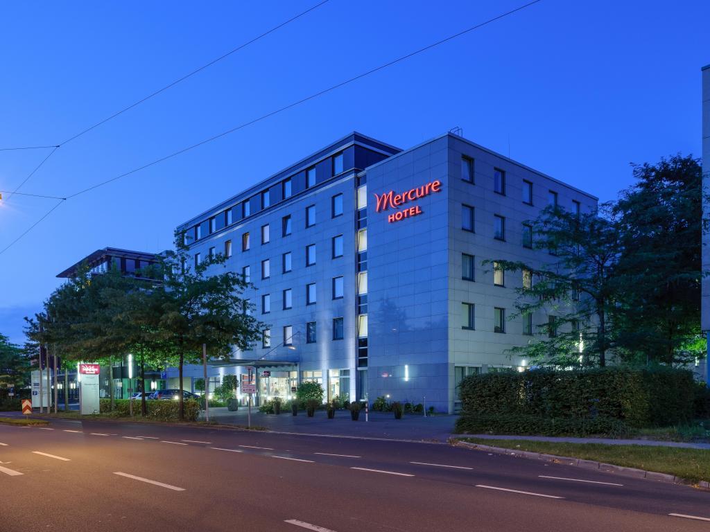 Mercure Hotel Düsseldorf City Nord #1
