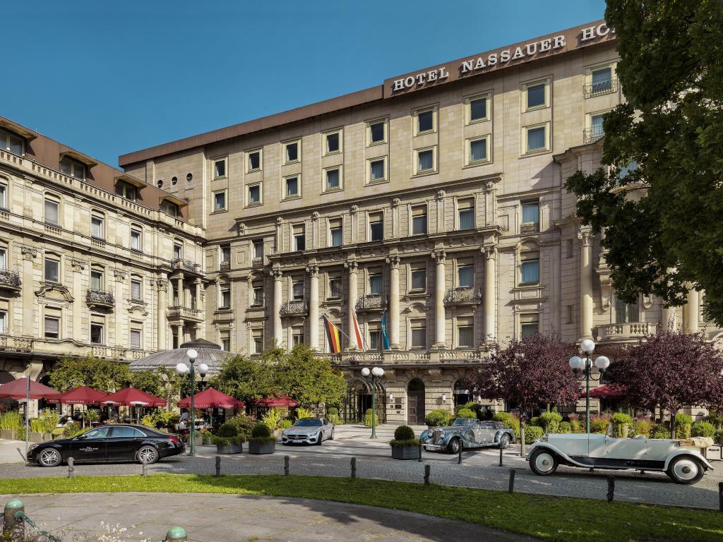 Hotel Nassauer Hof GmbH