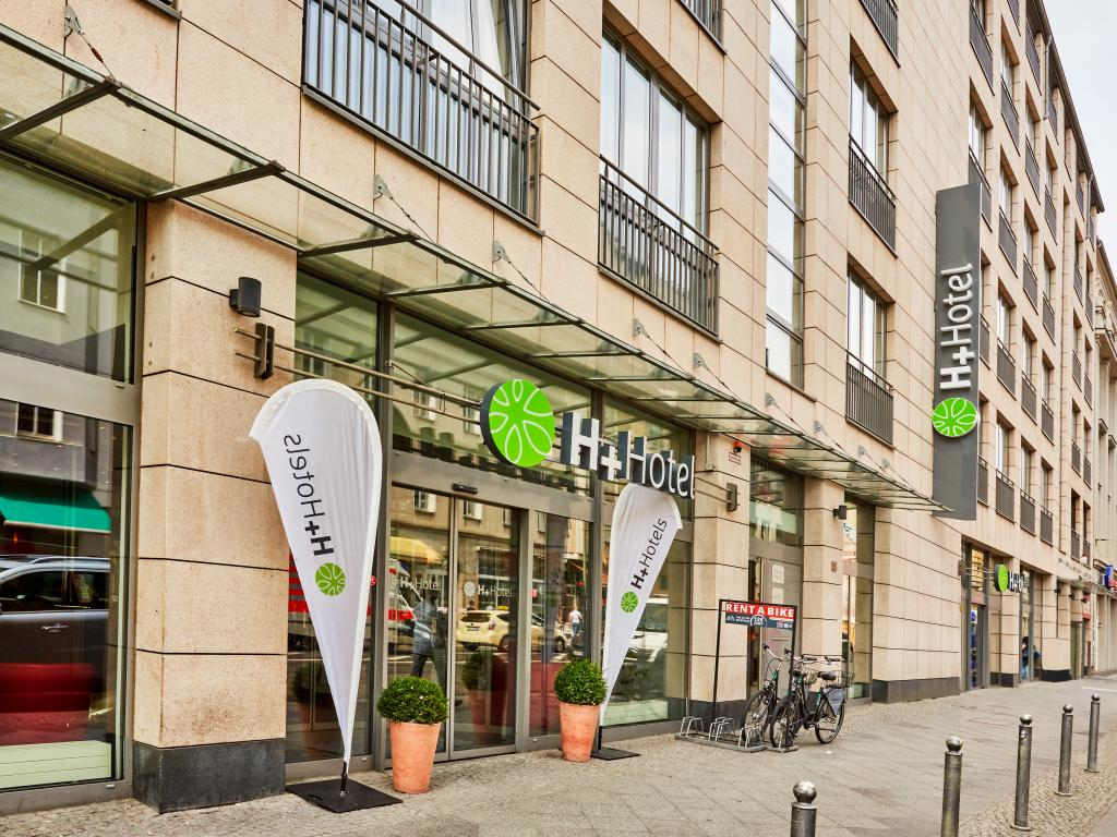 H+ Hotel Berlin Mitte #1