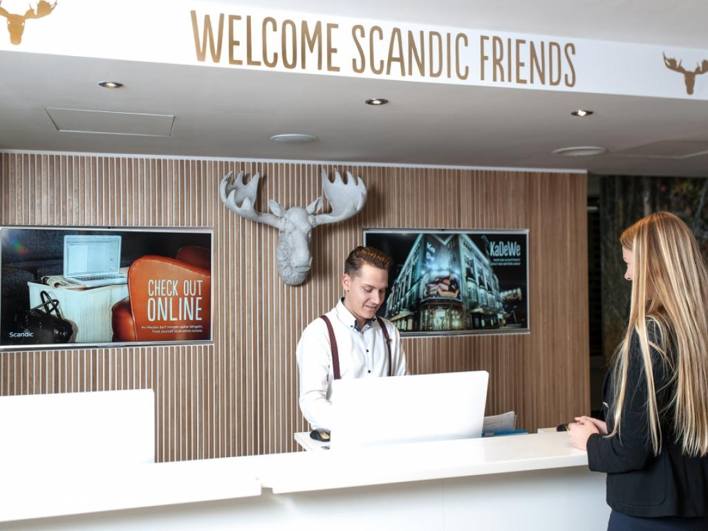 Scandic Berlin Kurfürstendamm