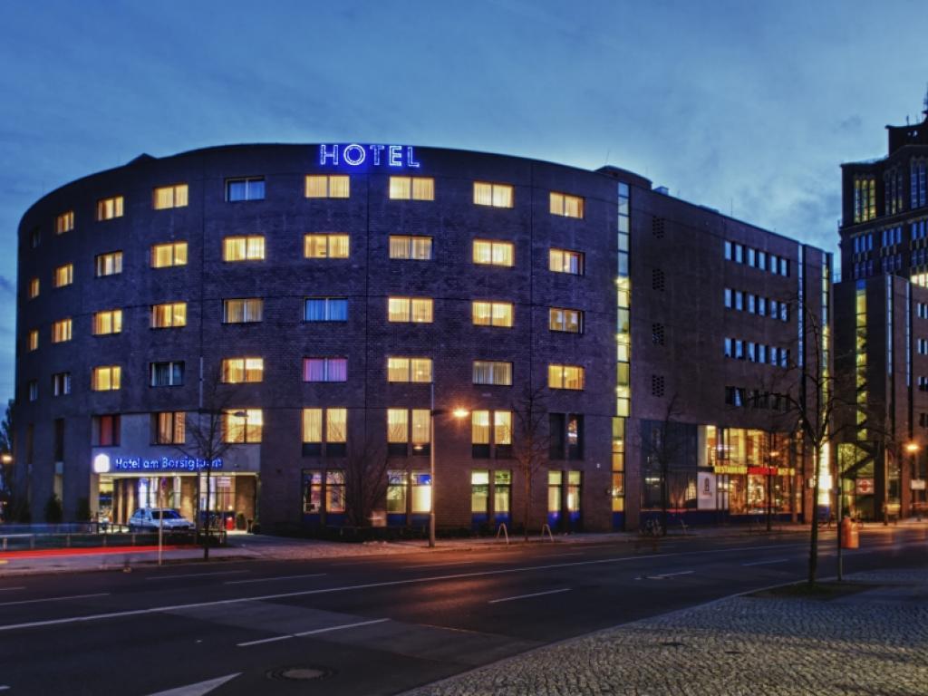 Hotel am Borsigturm #1