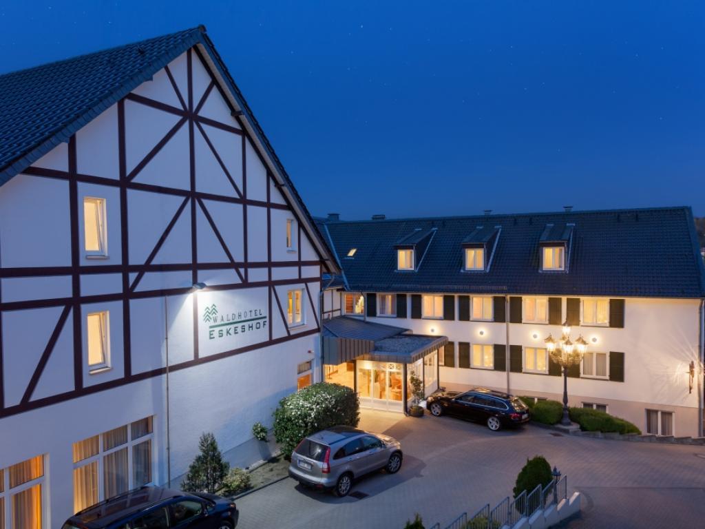 Best Western Waldhotel Eskeshof #1