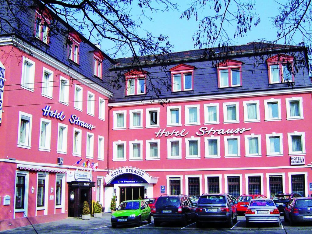 Hotel Strauss #1