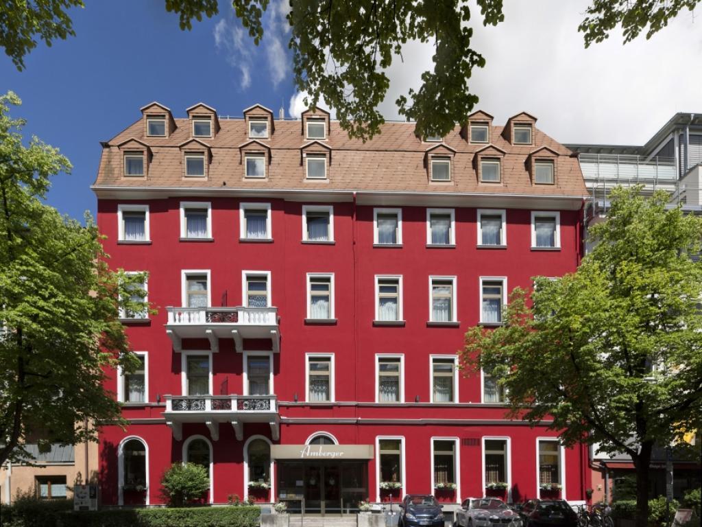 Hotel Amberger #1