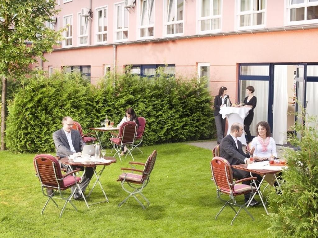 Best Western Premier Airporthotel Fontane Berlin #1