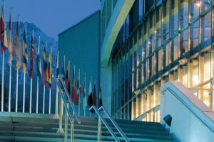 Tagungshotel Congress und Messe Innsbruck GmbH, congresspark igls