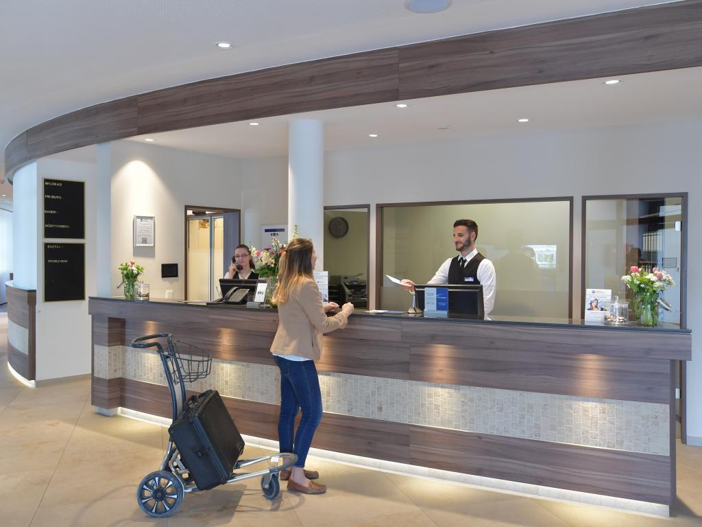 Best Western Queens Hotel Pforzheim- Niefern
