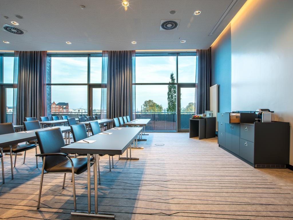 Radisson Blu Hotel, Rostock