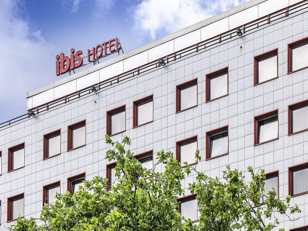 ibis Berlin Messe #1