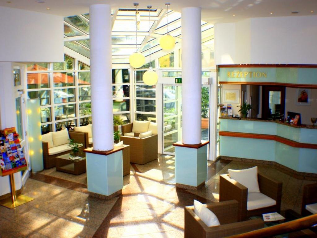 SensCity Hotel Berlin Spandau #1