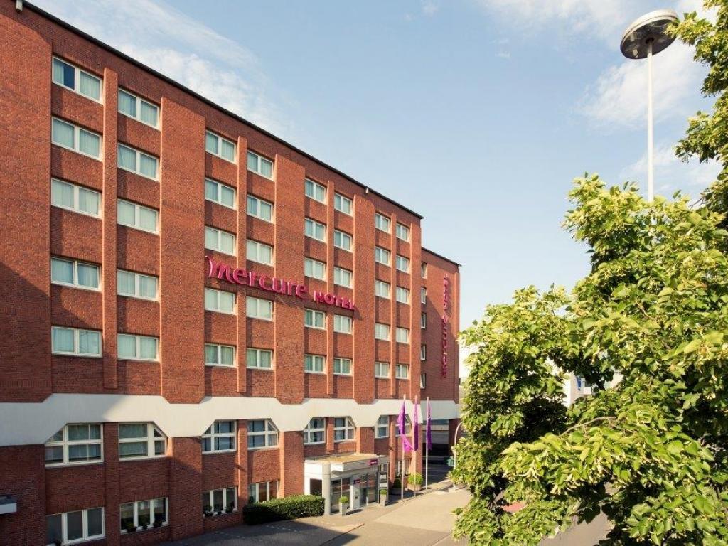 Mercure Hotel Duisburg City #1