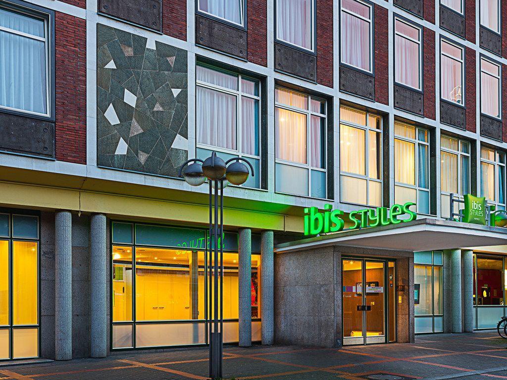 ibis Styles Bochum Hauptbahnhof #1
