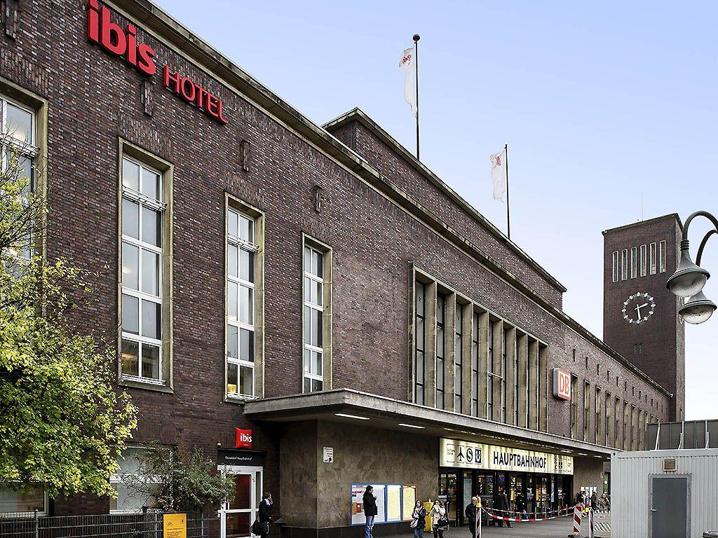ibis Duesseldorf Hauptbahnhof #1