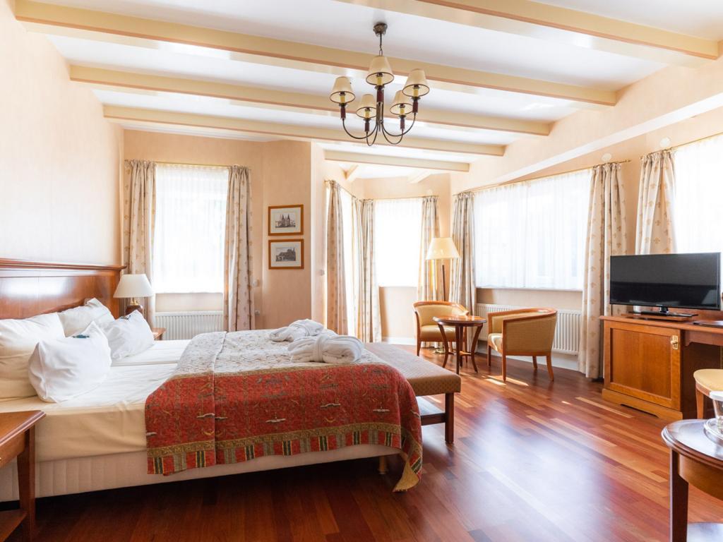 Hotel Hanseatischer Hof