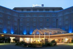 Tagungshotel Radisson Blu Hotel, Dortmund