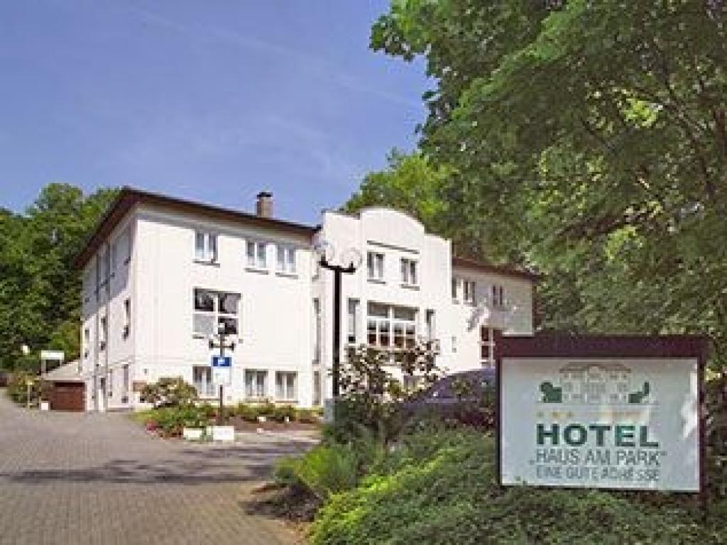 Hotel Haus am Park #1