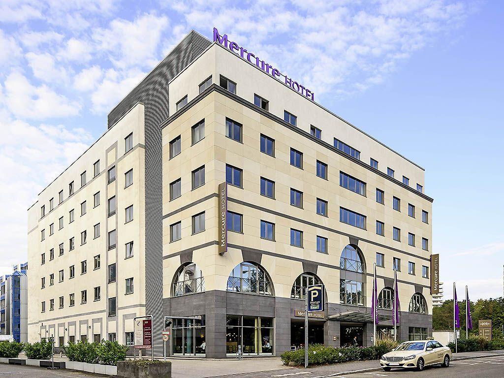 Mercure Hotel Frankfurt Eschborn Sued #1
