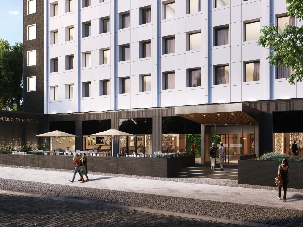 AC Hotel by Marriott Berlin Humboldthain Park #1