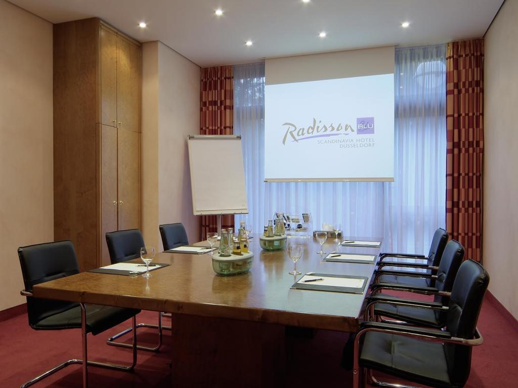 Radissons Blu Scandinavia Hotel, Düsseldorf