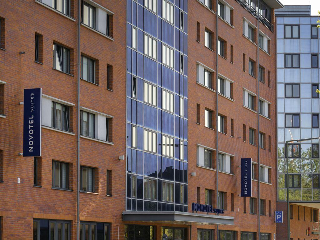 Novotel Suites Berlin City Potsdamer Platz #1