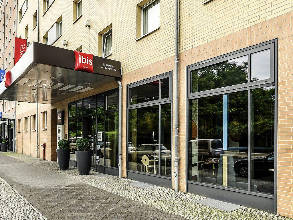 ibis Berlin City Potsdamer Platz #1