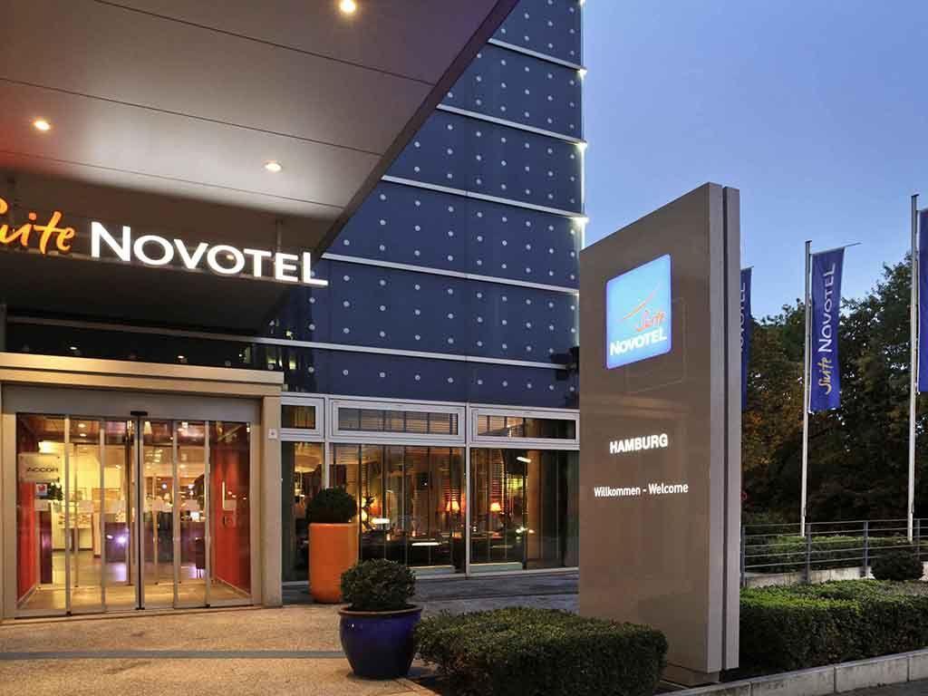 Novotel Suites Hamburg City #1