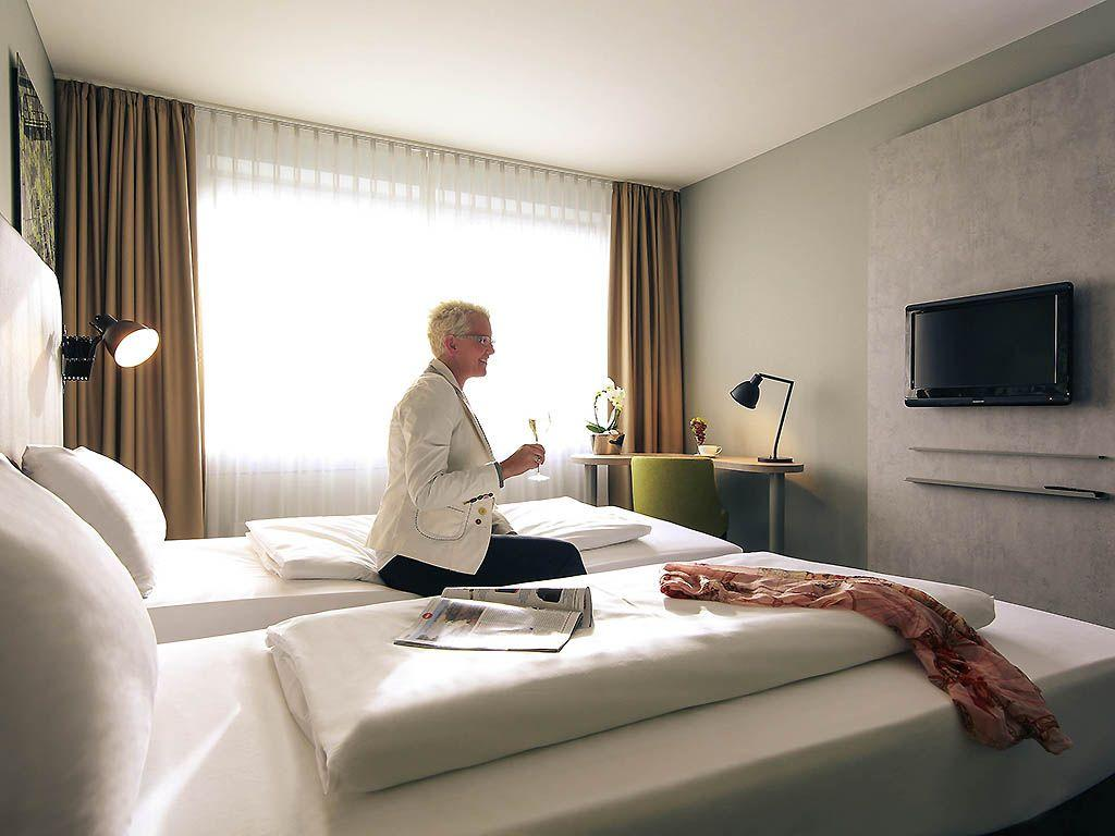 Mercure Hotel Plaza Essen #8