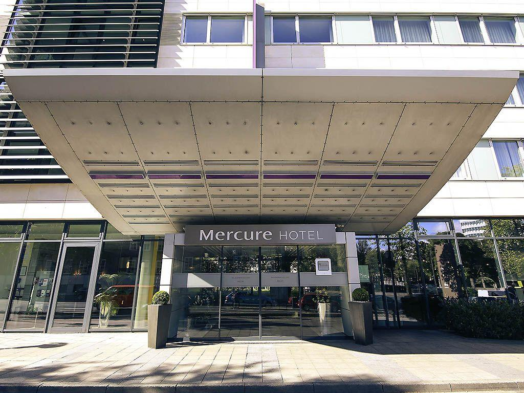 Mercure Hotel Plaza Essen #2