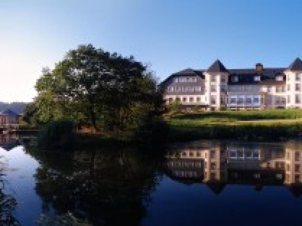Hotel Hofgut Georgenthal #1