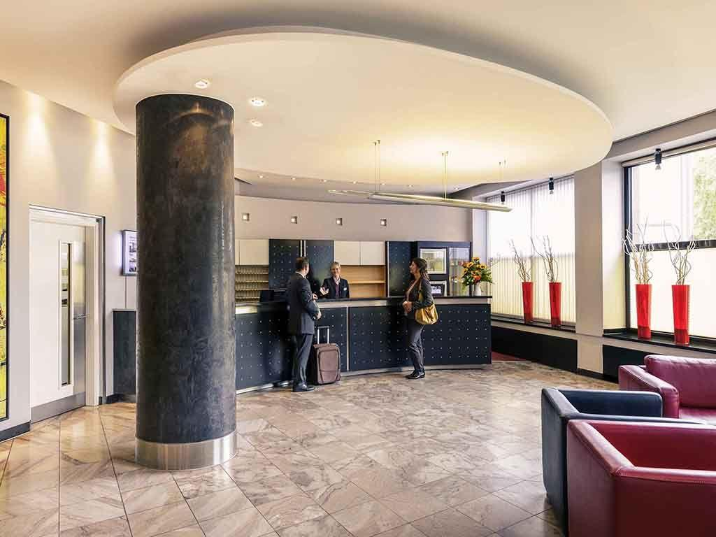 Mercure Hotel Duesseldorf City Center #4