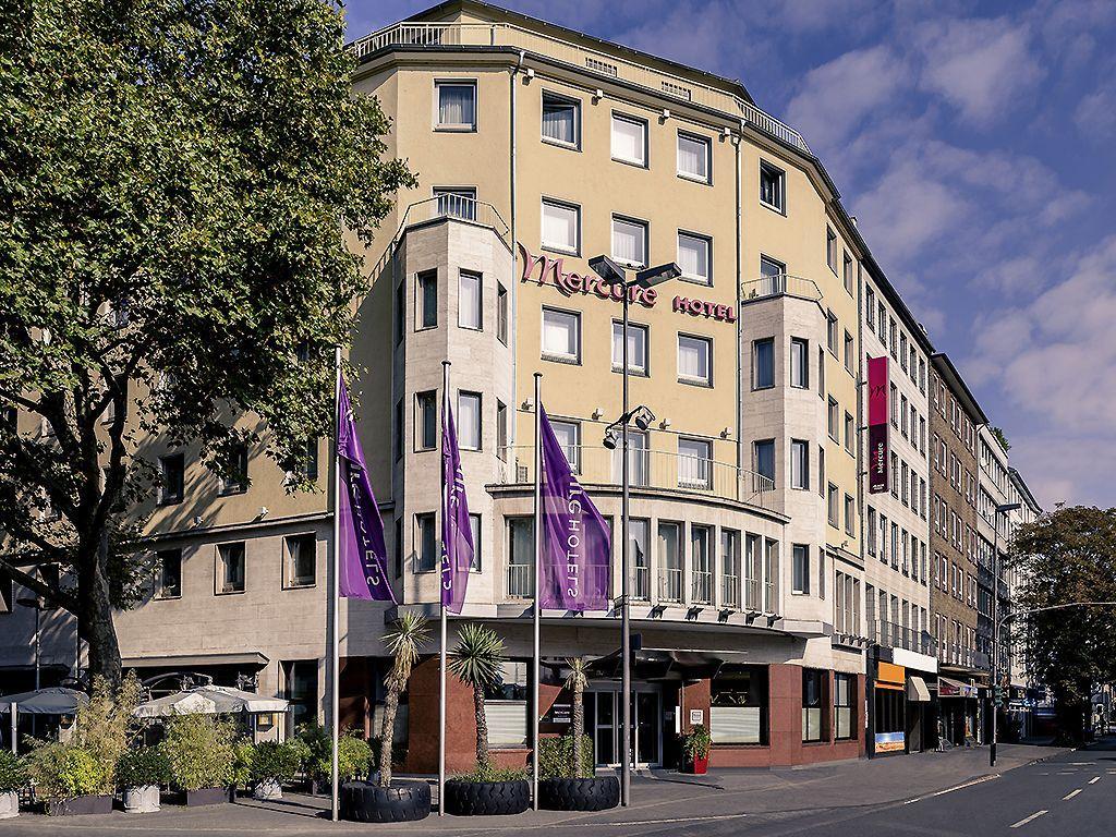 Mercure Hotel Duesseldorf City Center #2