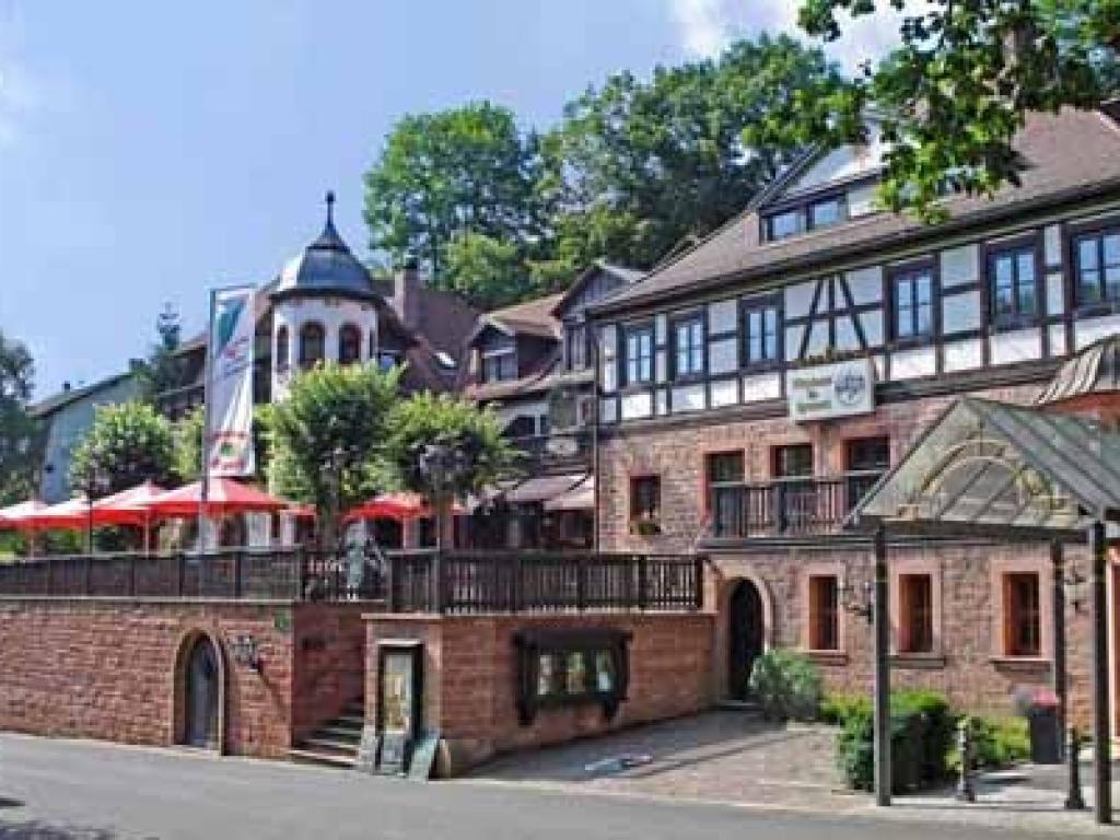 Schloßhotel Mespelbrunn #1