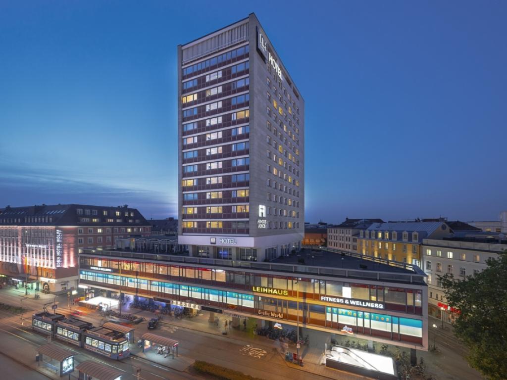 NH Collection München Bavaria (Wiedereröffnung:  August 2019)