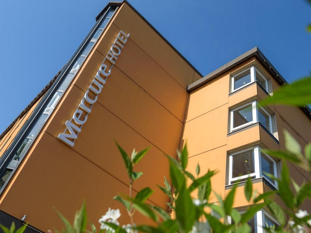 Mercure Hotel Berlin City West #1