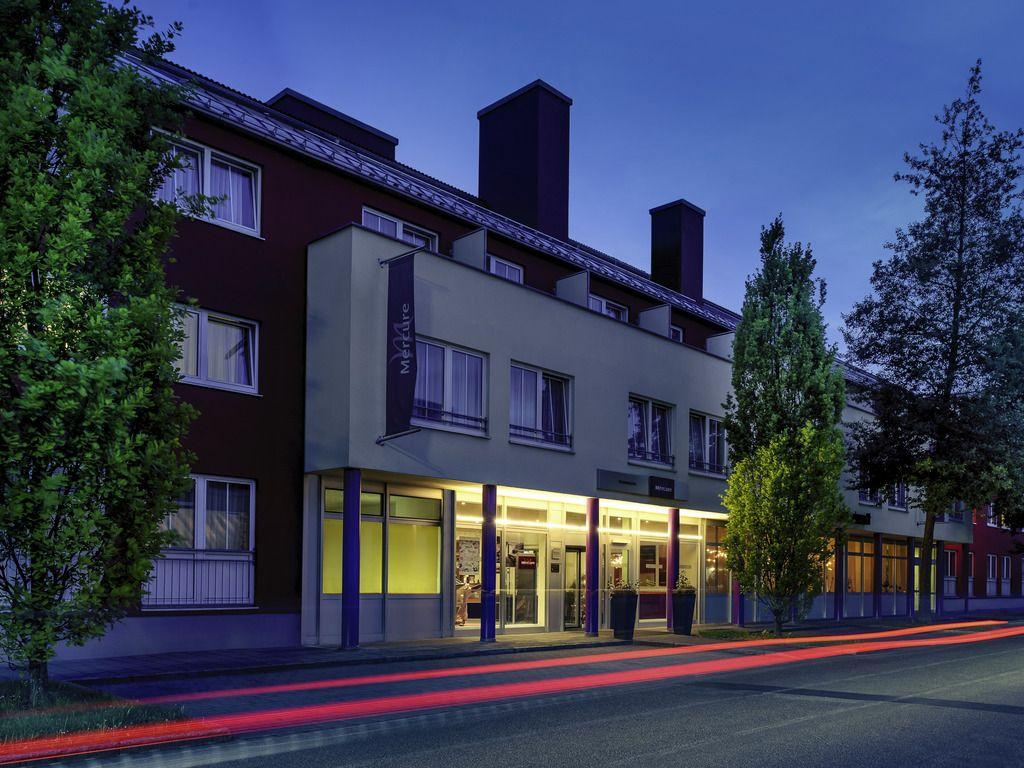 Mercure Hotel Regensburg #1