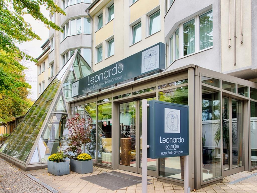 Leonardo Boutique Berlin City South #1