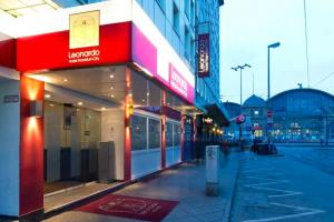 Tagungshotel Leonardo Hotel Frankfurt City Center
