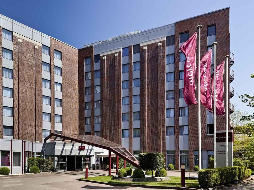 Mercure Hotel Hamburg am Volkspark #1