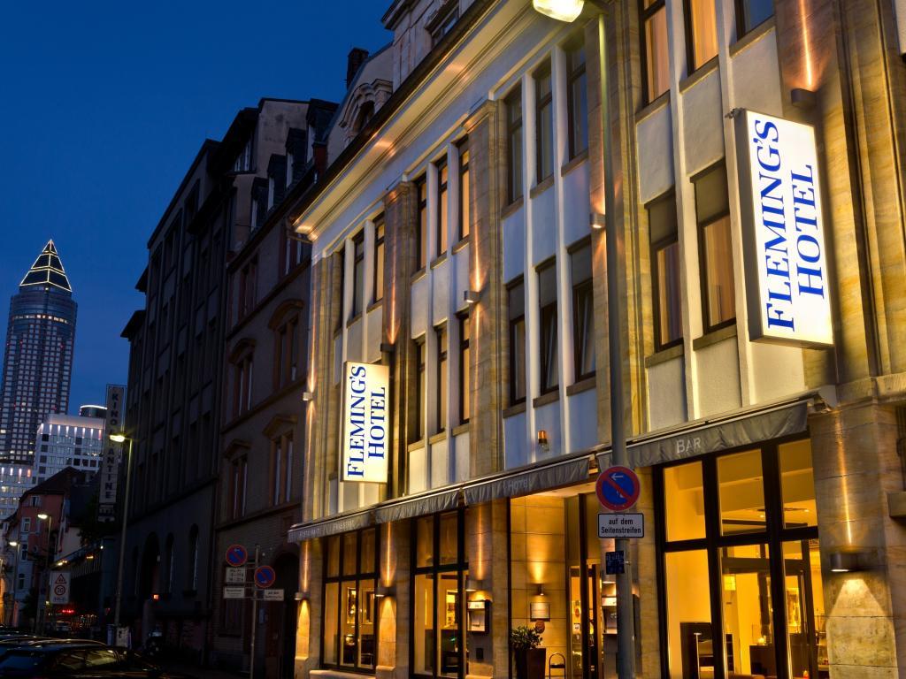 Fleming's Hotel Frankfurt - Hamburger Allee #1