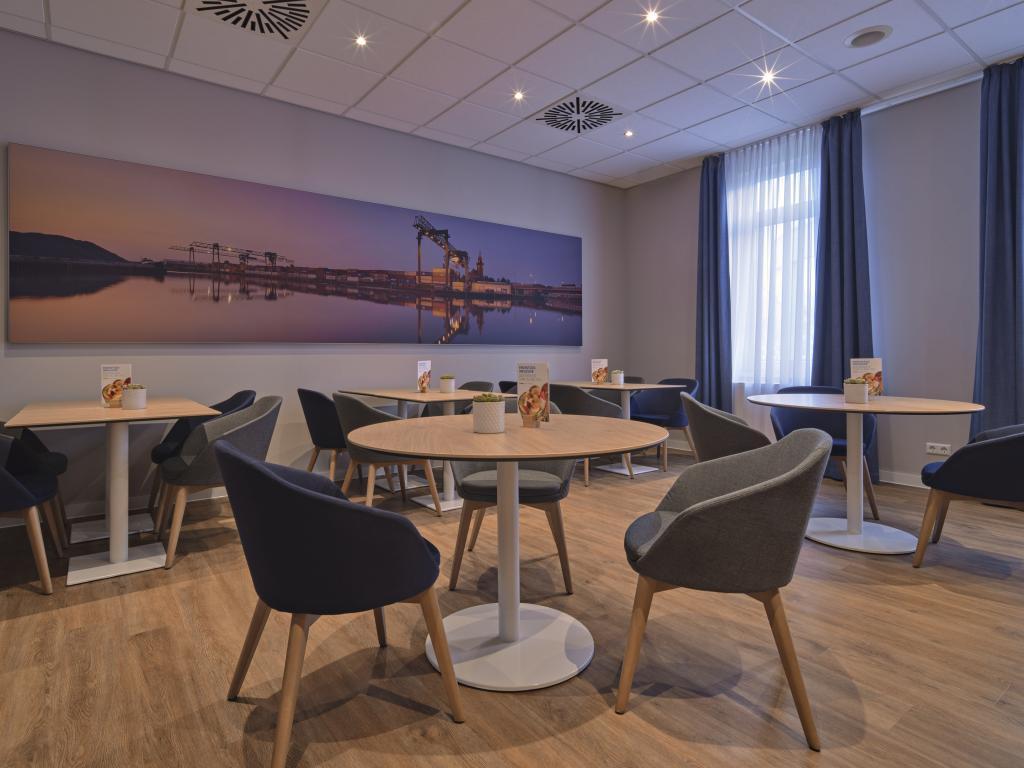 Holiday Inn Express Dortmund - geschlossen bis Mitte März  2021!!