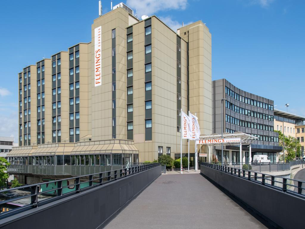 Flemings Express Hotel Wuppertal #1