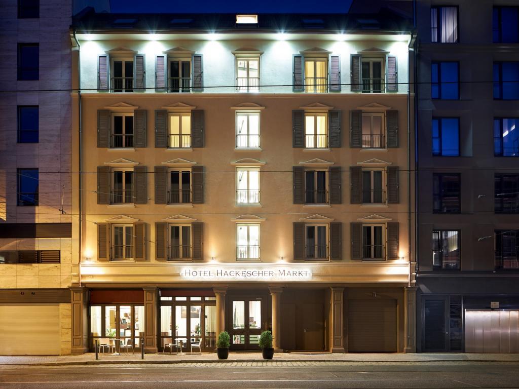 Classik Hotel Hackescher Markt, Berlin #1
