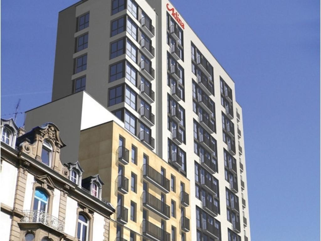Adina Apartment Hotel Frankfurt Neue Oper #1