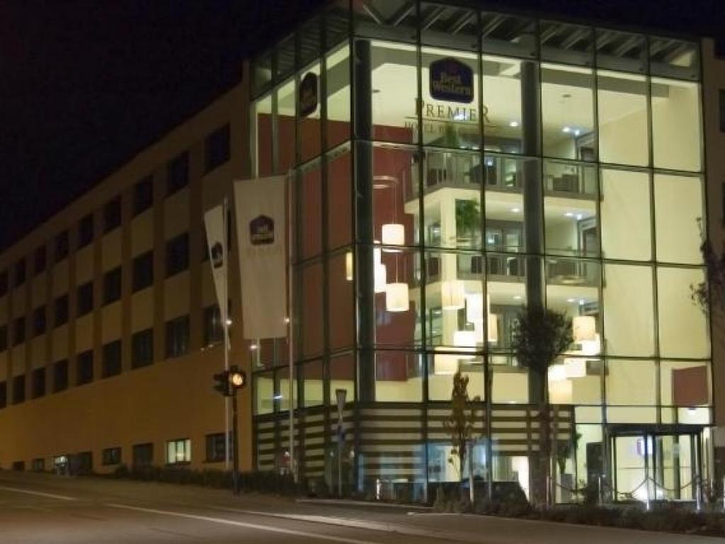 Best Western Premier Novina Hotel Regensburg #1